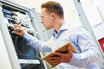 managed IT Service Techniker