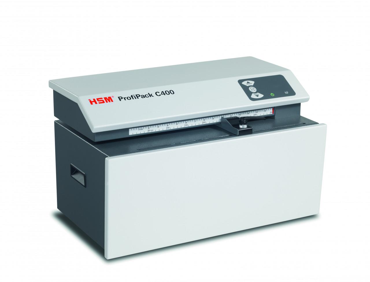 HSM Profipack C400 Vorderansicht