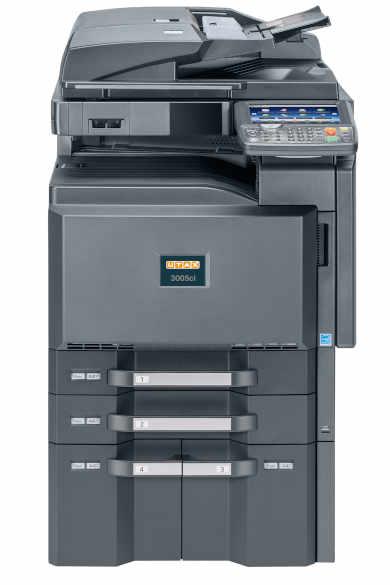 Utax 3005ci Gebrauchtgerät von soremba