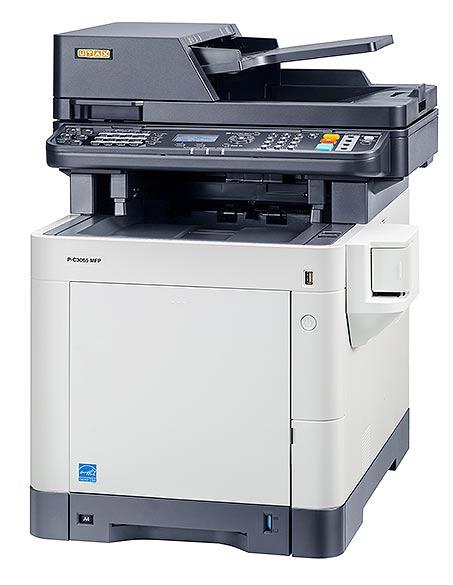 Utax P-C3065 MFP Gebrauchtgerät von soremba