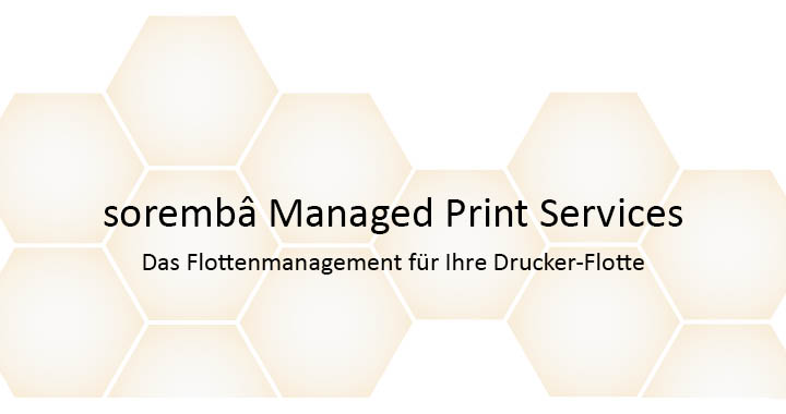 sorembâ Managed Print Services