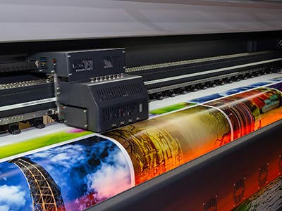 Banner Copy Center: Large Format Print
