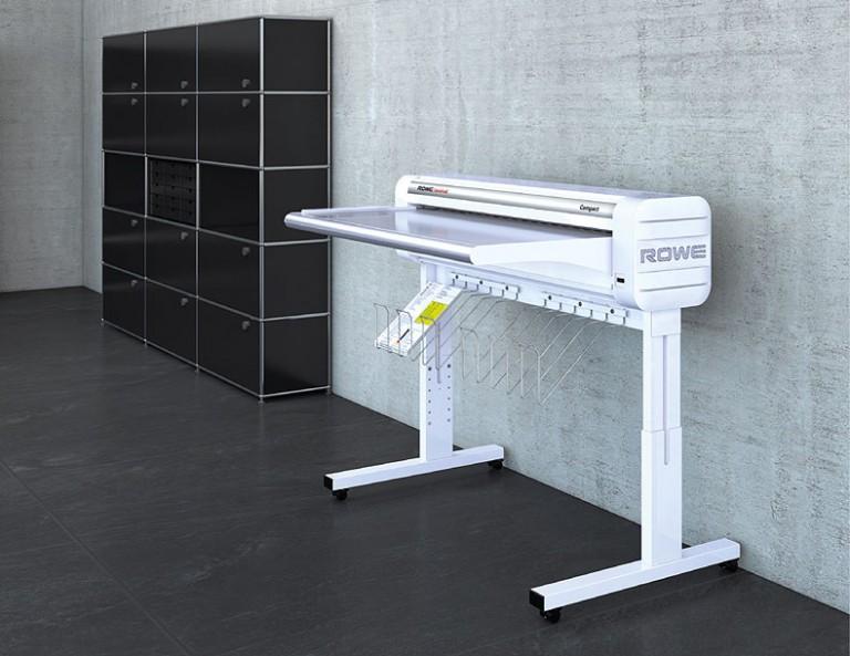 Faltmaschine ROWE VarioFold Compact offline mit Floorstand