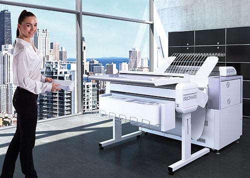 ROWE VarioFold Compact online - Bild: ROTH + WEBER GmbH
