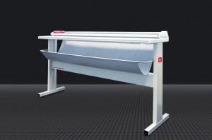 Rowe 59 - Manuelle Papierschneidemaschine