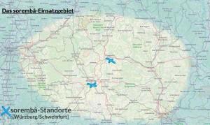 soremba GmbH - Techniker Einsatzgebiet