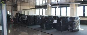 Einblick in die Betriebserweiterung