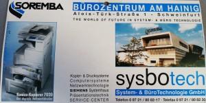 Ein kleiner Blick zurück: sorembâ vor 20 Jahren