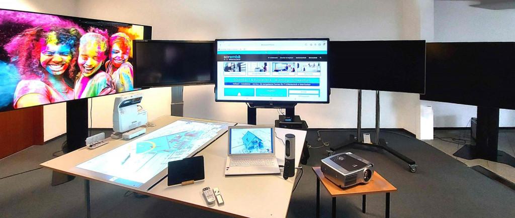soremba ausstellung displays und medientechnik