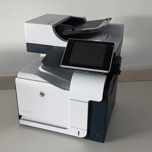 Produktbild HP LaserJet 500 color MFP M575f