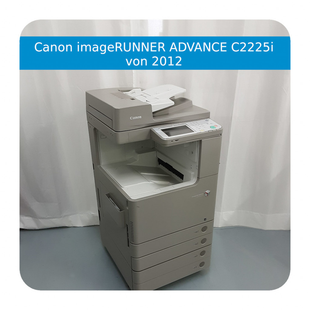 Canon imageRUNNER ADVANVE C2225i von 2012