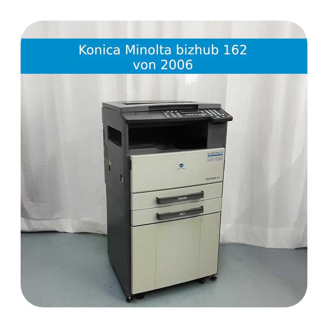 Konica Minolta bizhub 162 von 2006