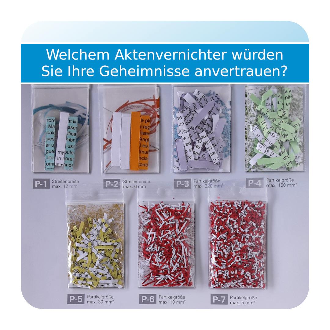 Read more about the article Aktenvernichter – Partikel