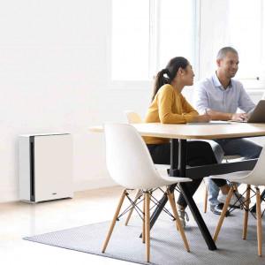 IDEAL Luftreiniger im Besprechungsraum