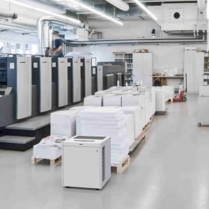 IDEAL Luftreiniger für die Druckerei