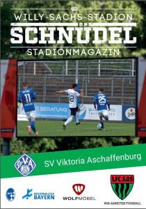 Die sorembâ GmbH im Stadionmagazin des FC Schweinfurt 05