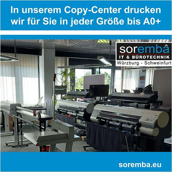 Read more about the article Das sorembâ Copy-Center