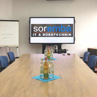 Konferenzraum zum mieten - Soremba-IT